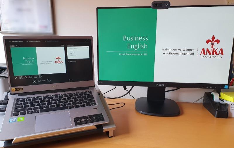 online training zakelijk Engels